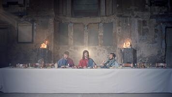 Mid-Brow The Last Supper_Jesus
