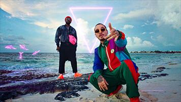 The Black Eyed Peas, J Balvin - RITMO