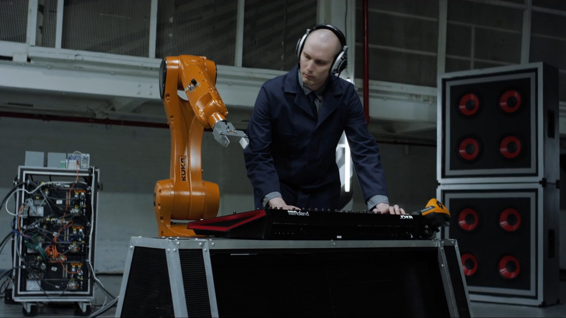 nigel stanford automatica real robots